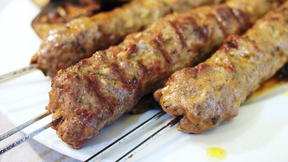 Kofte Kebab 2 - Twice Cooked