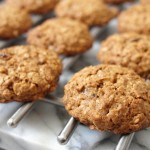 Winter Spice Oatmeal Cookies