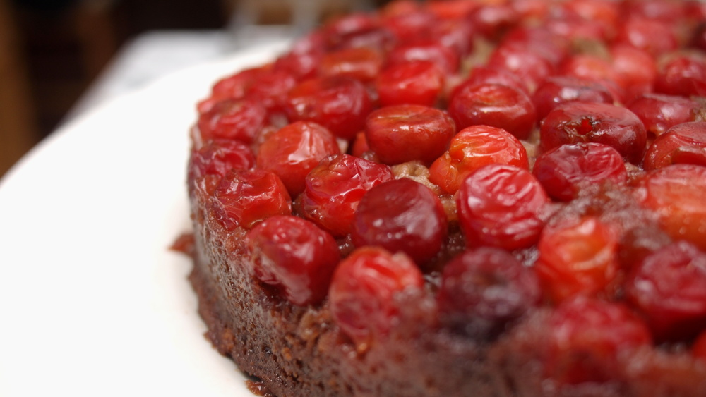 Cherry Sauce For Cake
