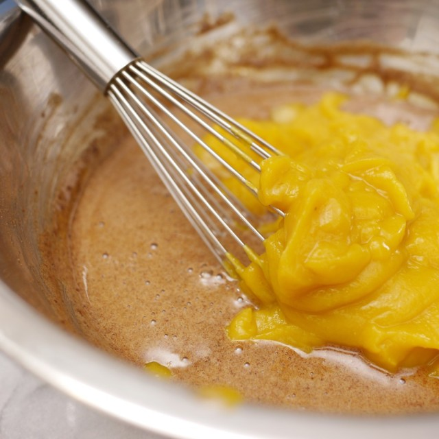 Thanksgiving Thoughts: Pumpkin Mousse