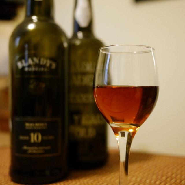 Madeira, Wine, and The Sea