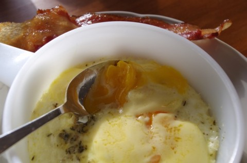 Baked Eggs, for this or any century
