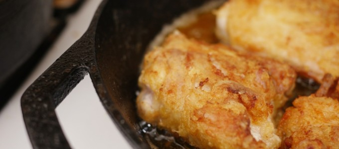 Kefir Fried Chicken