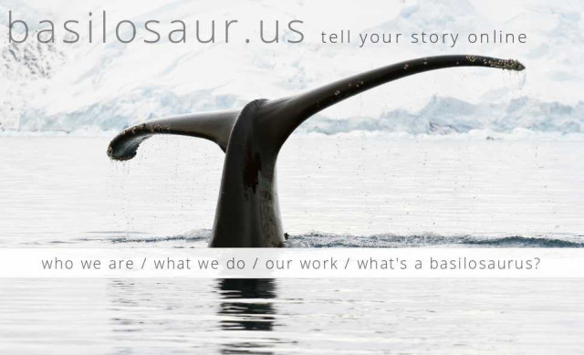 announcing basilosaur.us