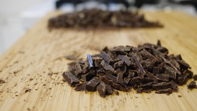 Tempering Chocolate Using the Seed Method