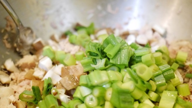 Tuna-Celeriac Fish Cakes
