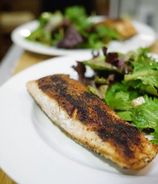 Salmon Rôti