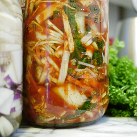 Twice Cooked Lacto-Pickling Index